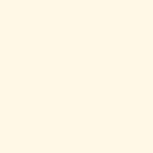 "4. Evrenin resmi rengi ""Kozmik Latte"" 'dir. (#FFF8E7)"