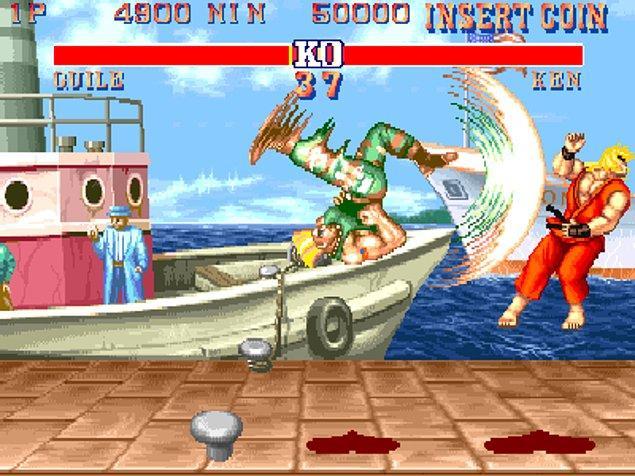 42. Street Fighter II