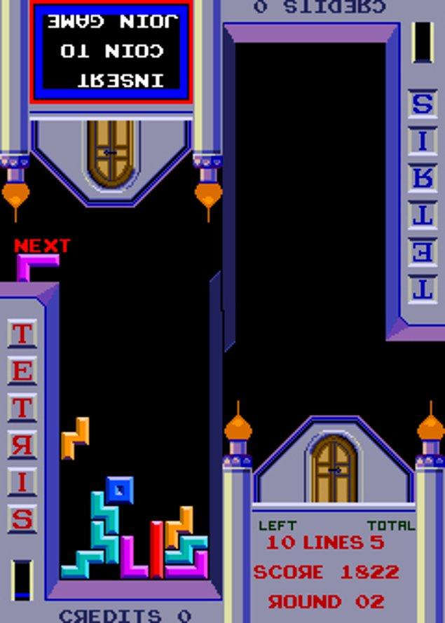 50. Tetris