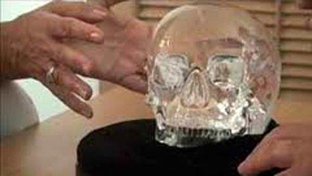 5. Kristal Kafatasları