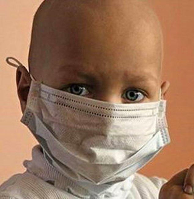 Amerikada  her gün 40 kişi kanserden ölüyor!