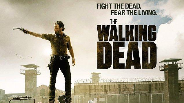 17. The Walking Dead
