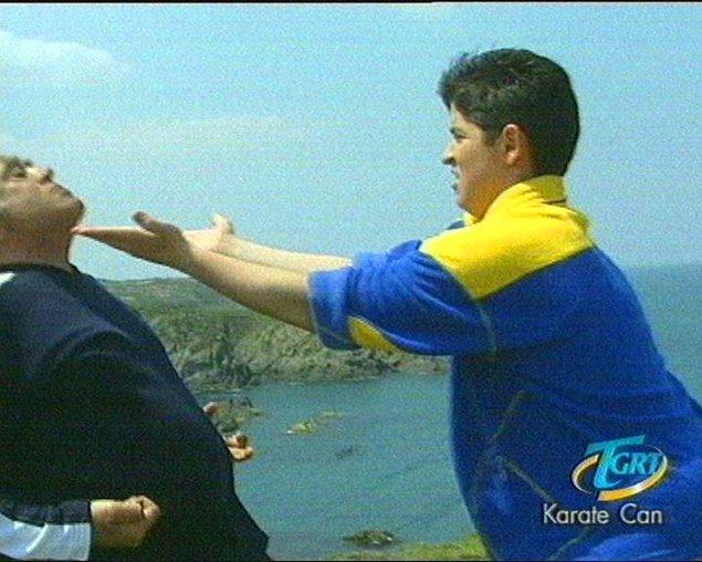 55. Karate Can