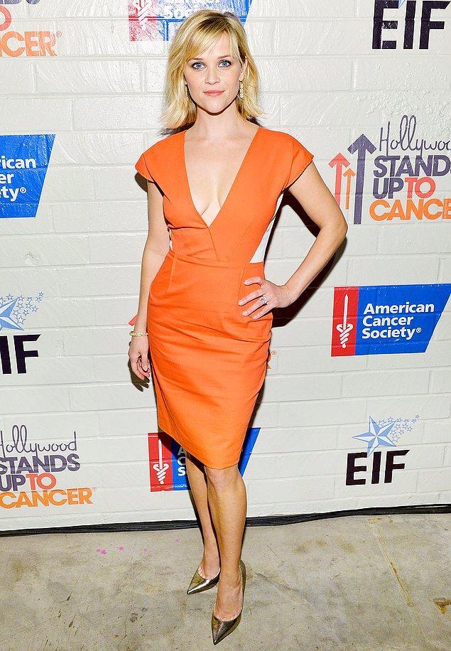 13.Reese Witherspoon 1.56 Boyunda