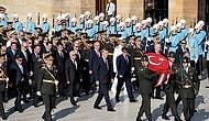 30 Ağustos'ta İlk Tören Anıtkabir'de Düzenlendi