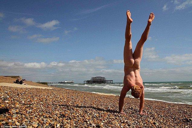 11. Brighton Sahili, İngiltere