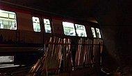 İstanbul Metrosu'nda inanılmaz kaza
