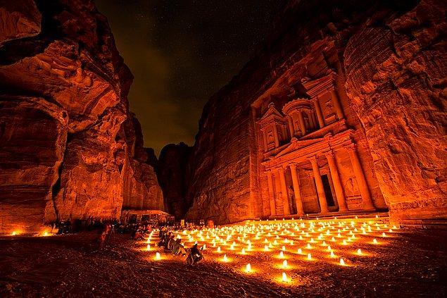 8. Petra'ya Çöl Rotası, Ürdün