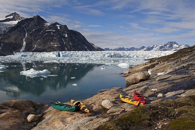 15. Polar Route, Grönland