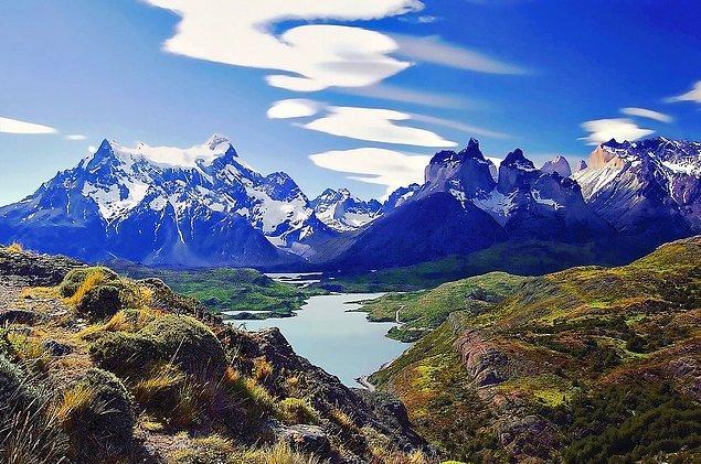 25. Torres del Paine Circuit, Şili