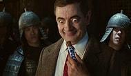 Mr Bean Snickers Reklamı
