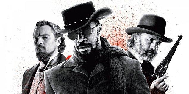 4. Zincirsiz / Django Unchained (2012)