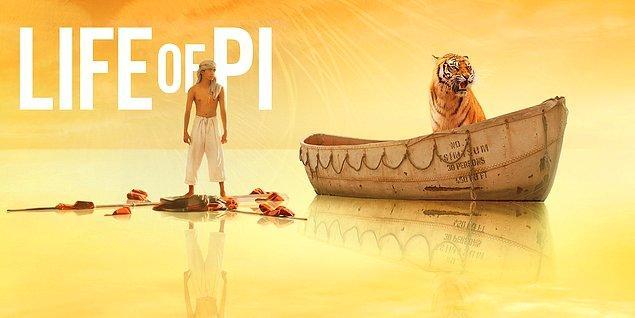 29. Pi'nin Yaşamı / Life of Pi (2012)