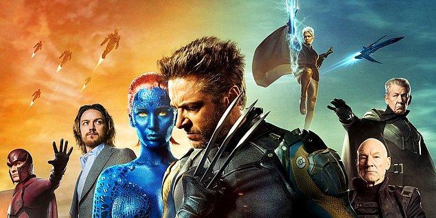 32. X-Men: Geçmiş Günler Gelecek / X-Men: Days of Future Past (2014)