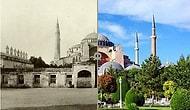 26 Fotoğrafla Karşılaştırmalı Olarak İstanbul'un Dünü Bugünü