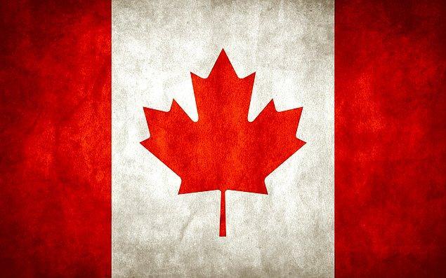 """""""Kanada"""" çıktı!"""