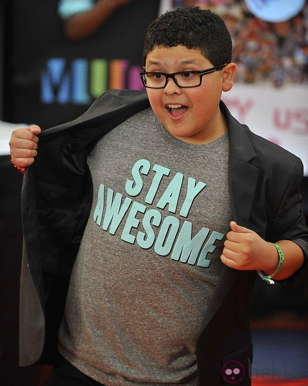 "8. Rico Rodriguez, 16 yaşında - ""Modern Family"" oyuncusu"