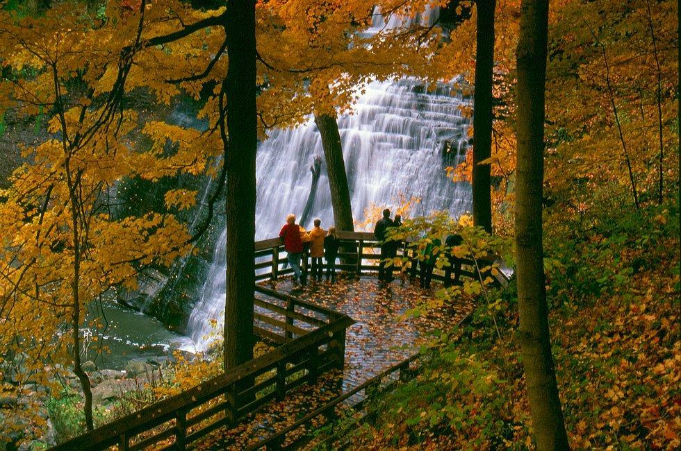 Cuyahoga Valley National Park, Ohio - United States