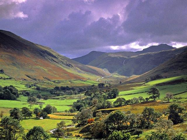 Lake District National Park, Lake District - United Kingdom