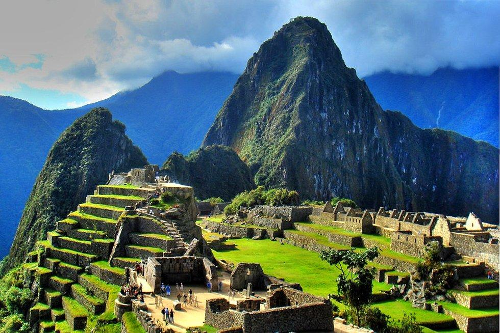 Machu Picchu National Park, Aguas Calientes - Peru