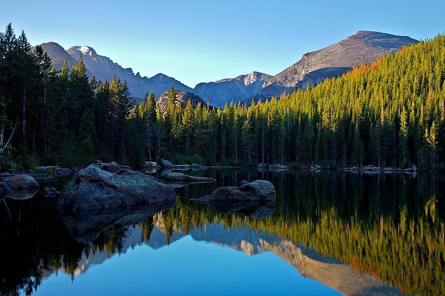 Rocky Mountain National Parkı, Colorado - United States