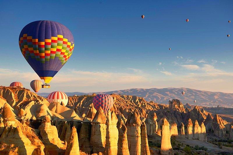 Goreme National Park and the Rock Sites of Cappadocia, Nevşehir - Turkey