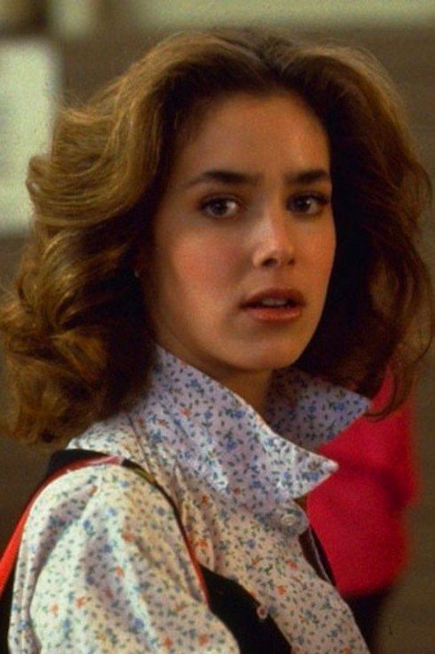 6. Jennifer Parker rolüyle Claudia Wells