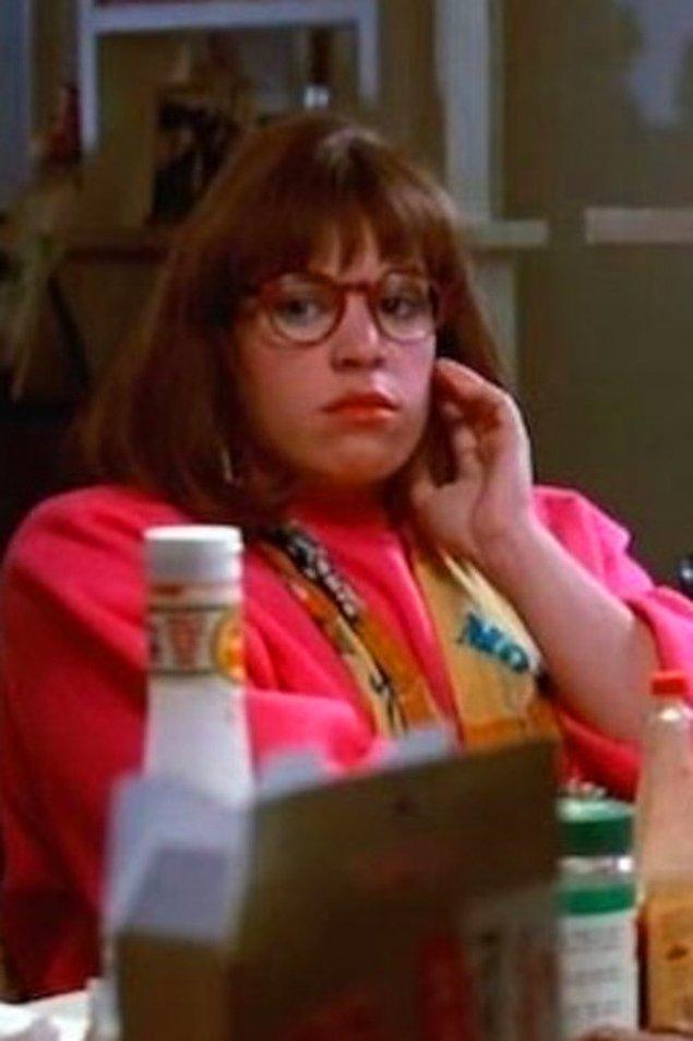 9. Linda McFly rolünde oynayan Wendie Jo Sperber