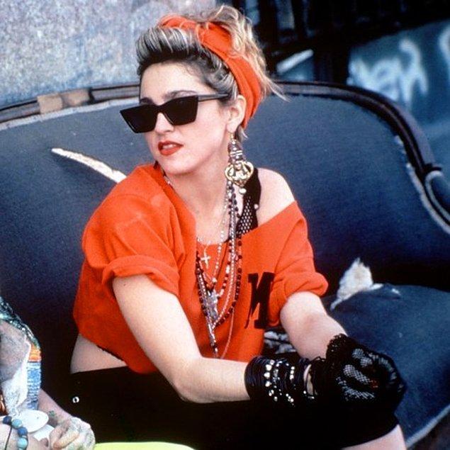 11. Madonna - 1983