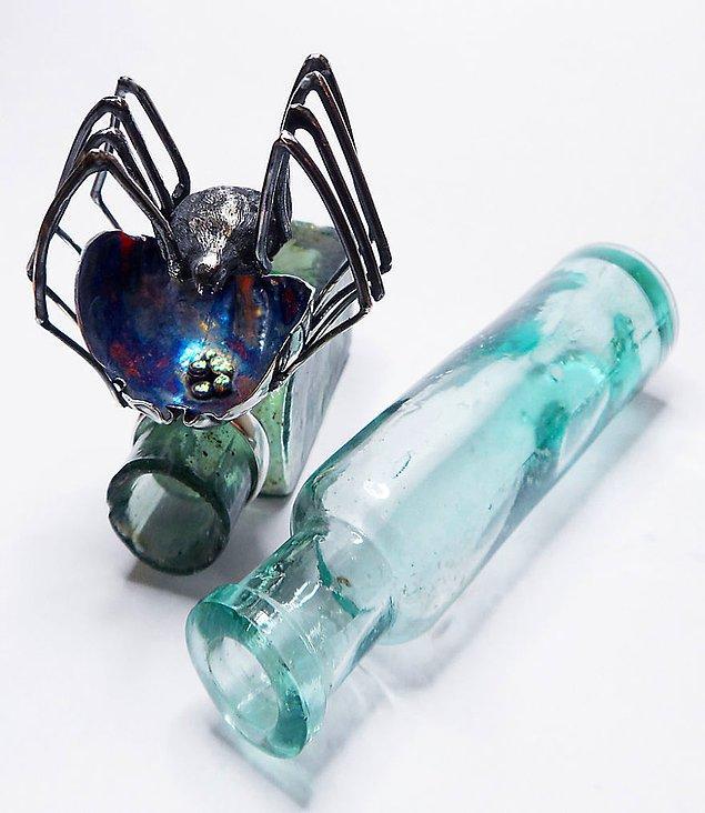 20. Örümcek yüzük