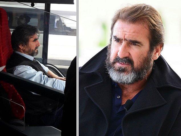 15. Metrobüs Şöförü Eric Cantona