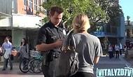 Polis Kılığına Girip Kız Tavlamak   Vitalyzd
