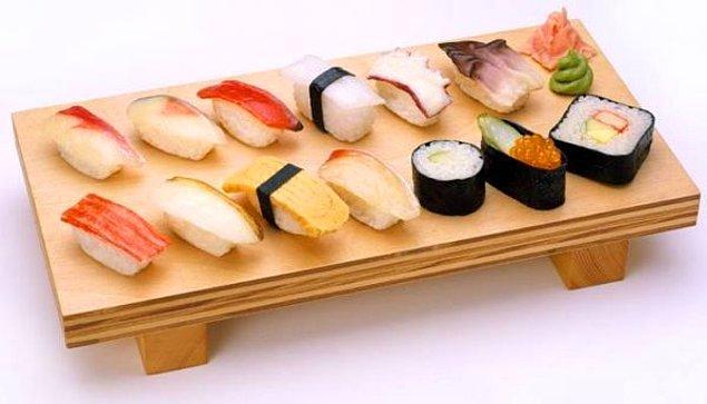 11. Sushi