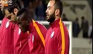 Diyarbakırlı Taraftarlar, Galatasaray Maçında İstiklal Marşı'nı Islıkladı