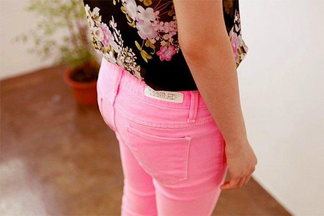 18- Avusturalya'nın Victorya kentinde pazar günleri pembe pantolon giymek yasak.