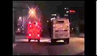 Polis Göstericilere Hücum Marşıyla Müdahale Etti!