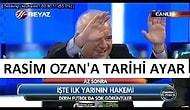 Ahmet Çakar'dan Rasim Ozan'a Tarihi Ayar!