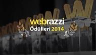 Webrazzi Ödülleri 2014 Sonuçları Açıklandı!