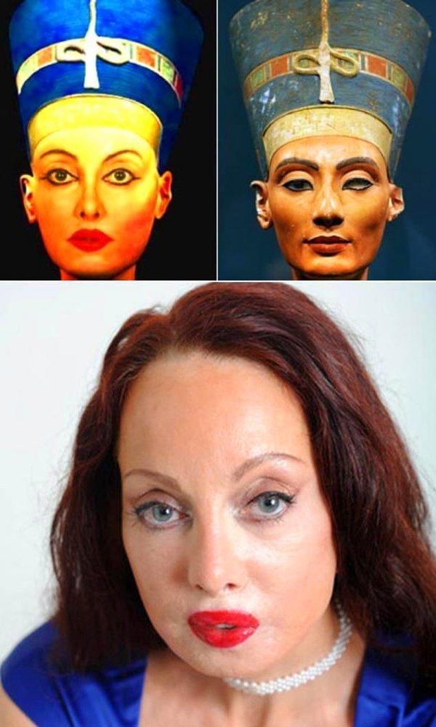 8. Nileen Namita > Nefertiti