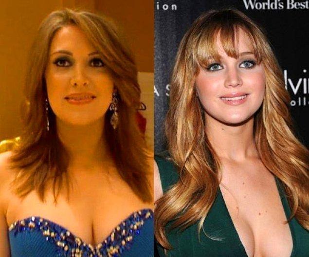 10. Kitty > Jennifer Lawrence