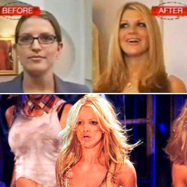 16. Crystal U > Britney Spears