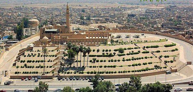 5. Yunus'un Türbesi (Irak)
