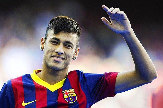 12. Neymar Jr.