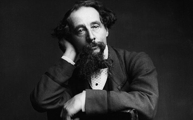 7. Charles Dickens – 168