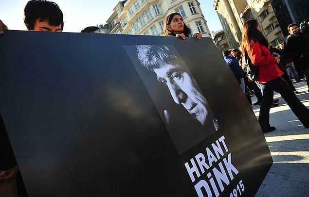 9. Hrant Dink Sanığı Polis Zenit: 'Amirlerim Beni Yem Olarak Kullandı'