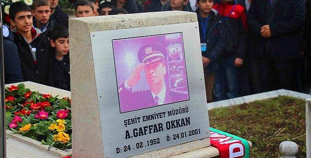 7. Gaffar Okkan Mezarı Başında Anıldı