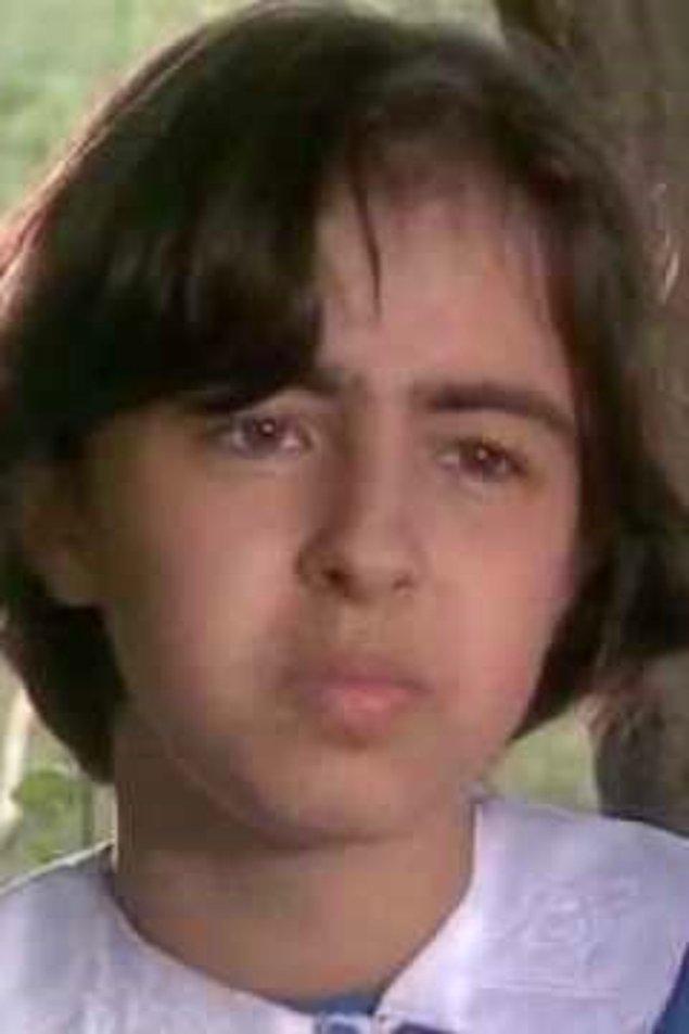 7. Küçük Besleme dizisinden Nur Kulakoğlu.
