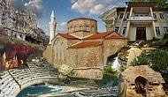 İstanbul'un Yanı Başında Doğasıyla Ünlü Bir Antik kent : Vize