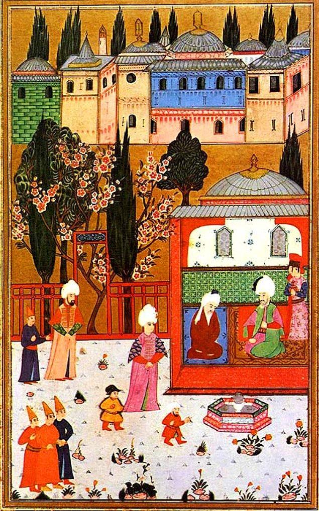 9. Osmanlı Sarayında Cüce Olmak Zor!