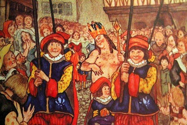 """14. Sarayda Soytarı Yoksa Kimse """"Kral Çıplak"""" Diye Bağıramaz!"""